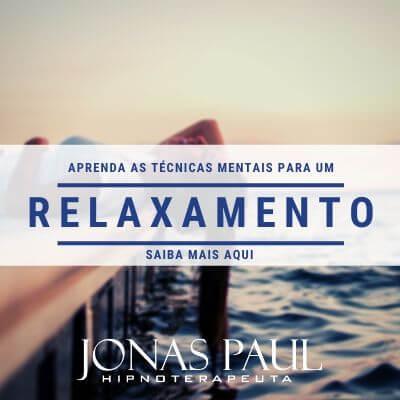 Jonas Paul Hipnoterapeuta - Hipnose Regressiva e Programação Mental em Portugal, Brasil, Angola, Moçambique, Guiné, Cabo Verde, França, Suiça, Luxemburgo, Irlanda e no Reino Unido