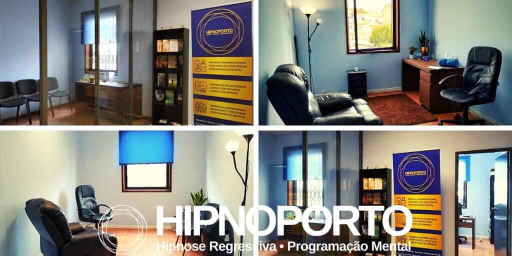 consultorio HIPNOPORTO do Hipnoterapeuta Jonas Paul